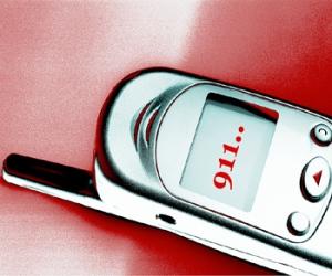 photo of cell phone, your best weapon when under attack