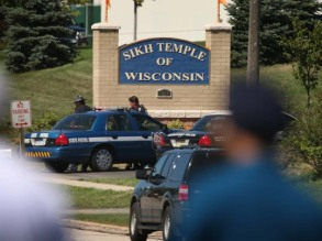 Photo of campus of Sikh Temple where hero helped save lives